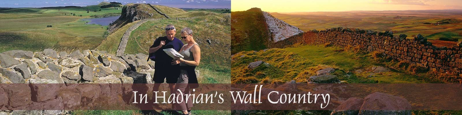 Holiday by Hadrian's Wall