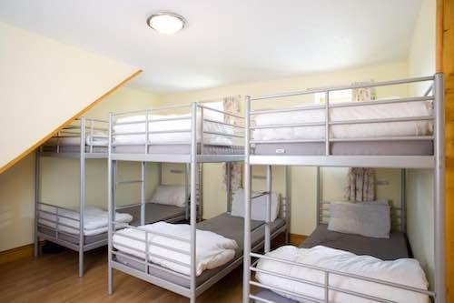 Hostel Bunkhouses